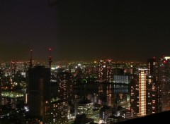 Wallpapers Trips : Asia Tokyo by night !