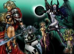 Fonds d'écran Comics et BDs Angels