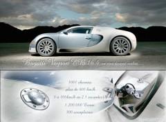 Fonds d'écran Voitures Bugatti Veyron EB 16.4