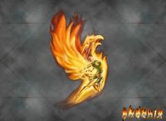 Wallpapers Comics phoenix