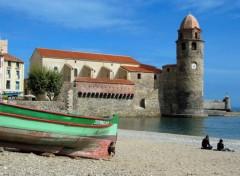Fonds d'écran Voyages : Europe Collioure (66)