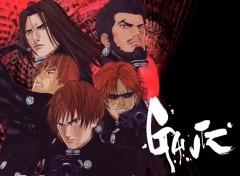 Fonds d'écran Manga gantzeurs 2