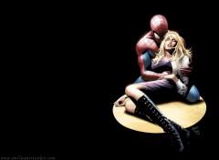 Fonds d'écran Comics et BDs Mort de Gwen Stacy