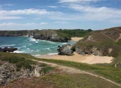 Fonds d'écran Voyages : Europe Belle-Ile en mer, les plages.