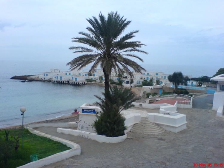Fonds d'écran Voyages : Afrique Algérie belle plage a tipaza