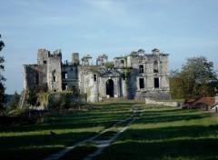 Fonds d'�cran Constructions et architecture Chateau de Bidache (64)