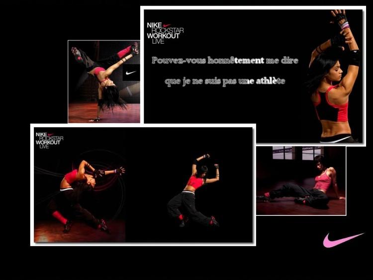 Wallpapers Brands - Advertising Nike Sofia break