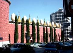 Fonds d'écran Constructions et architecture Musée Dali à Figueres (Espagne)