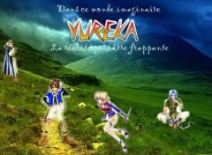 Fonds d'écran Manga Yureka