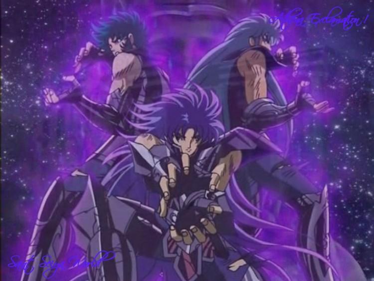 Fonds d'écran Manga Saint Seiya - Les Chevaliers du Zodiaque athena exclamation