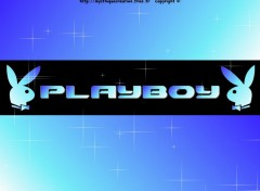 Wallpapers Brands - Advertising PLAYBOY N°2