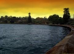 Fonds d'écran Voyages : Océanie Le baie de Sydney
