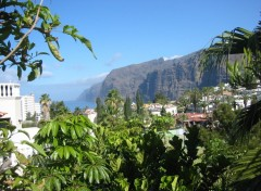 Wallpapers Trips : Africa Los Gigantes (Ténérife) 3
