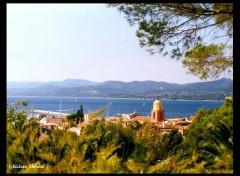 Fonds d'écran Voyages : Europe Saint Tropez
