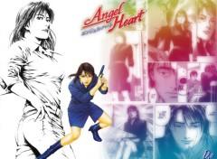 Fonds d'écran Manga Rencontre avec Ryo