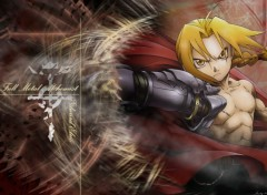 Fonds d'écran Manga edouard elrik