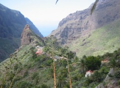 Wallpapers Trips : Africa Rocher de Masca (Tenerife)