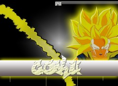 Wallpapers Manga Goku super sayan