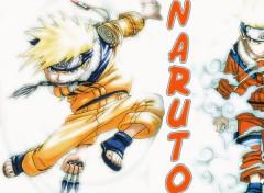 Fonds d'�cran Manga Naruto-kun