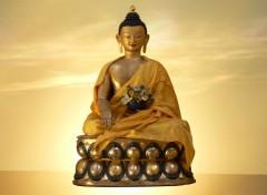 Fonds d'écran Art - Numérique Bouddha Shakyamouni