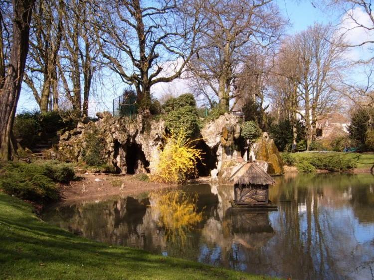 Fonds d 39 cran nature fonds d 39 cran parcs jardins for Jardin vauban lille