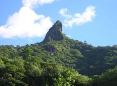 Fonds d'écran Voyages : Océanie verte vallée
