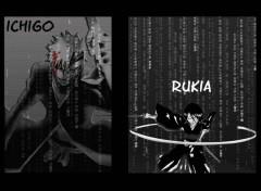 Fonds d'écran Manga ichi+ruki