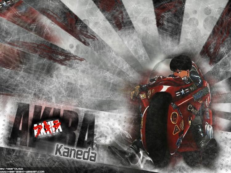 Fonds d'écran Manga Akira Kaneda