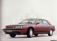 Wallpapers Cars Renault 25 (1984)
