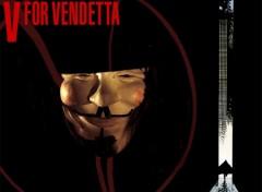 Fonds d'écran Cinéma v for vendetta