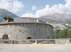 Wallpapers Trips : Europ Fort de l'Esseillon (environs de Modane)