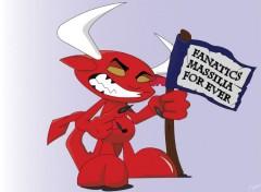Fonds d'écran Art - Numérique Demon d'un soir
