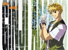 Fonds d'écran Manga Ginji