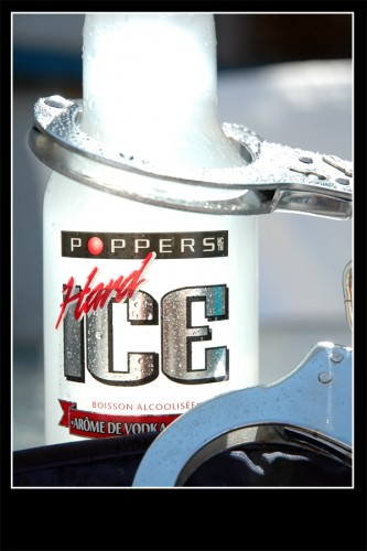 Photos Objects > Photos Miscellaneous Poppers Hard Ice by - Hebus.com