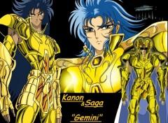 Fonds d'écran Manga les gemeaux