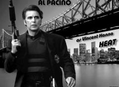 Fonds d'écran Célébrités Homme Al Pacino - Heat