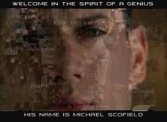 Fonds d'écran Séries TV Michael the genius