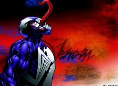 Fonds d'écran Comics et BDs Venom