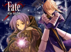 Fonds d'écran Manga Fate stay night