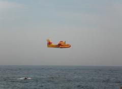 Wallpapers Planes canadair espagne