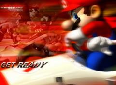 Wallpapers Video Games Mario Kart DS (2)
