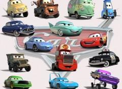 Wallpapers Cartoons Cars