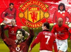 Fonds d'écran Sports - Loisirs Manchester United