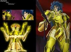 Fonds d'écran Manga kanon des gemeaux