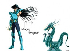 Wallpapers Manga Shiryu du dragon