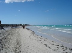 Wallpapers Trips : North America Plage de Varadero