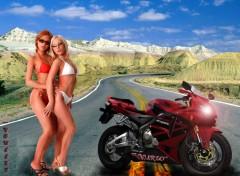 Fonds d'écran Motos harimzz