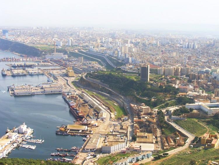 Wallpapers Trips : Africa Algeria Oran Port
