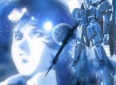 Wallpapers Manga Camille Vidan & Zeta Gundam
