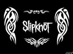 Fonds d'écran Musique SLIPKNOT TRIBAL PAR VIPER 313